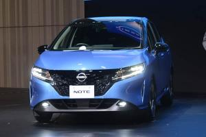 The 2021 Nissan Note is a rival to the Honda Jazz, but it's struggling to reach Malaysia