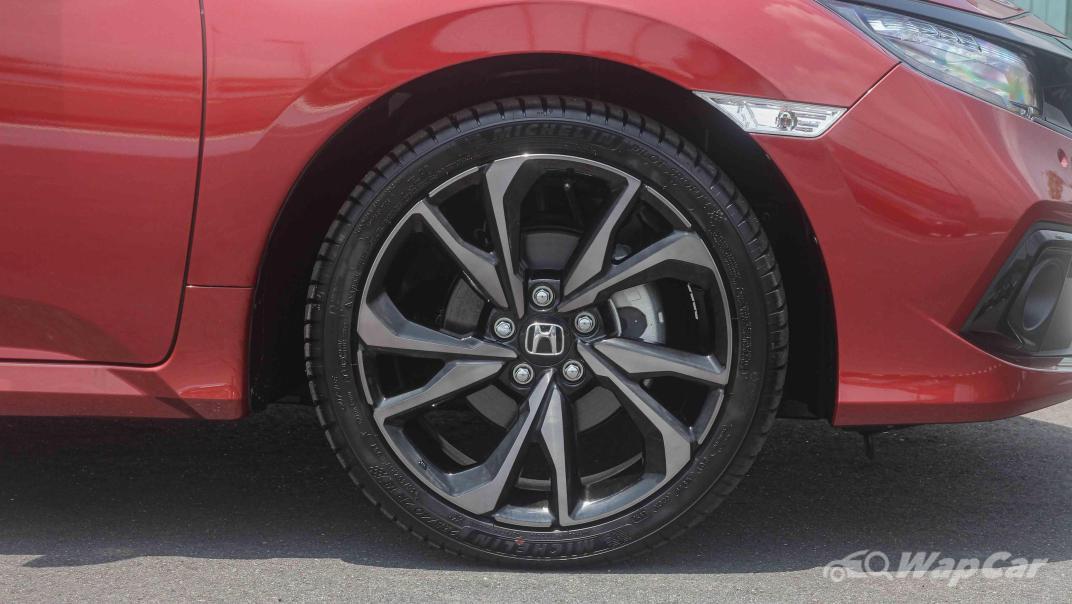 2020 Honda Civic 1.5 TC Premium Exterior 085
