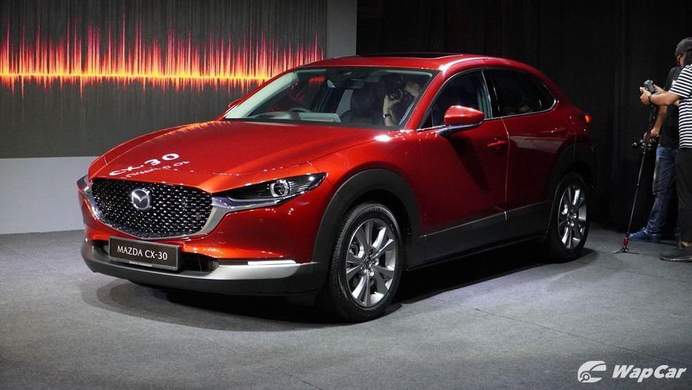 2020 Mazda CX-30 Exterior 002