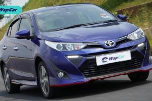 Kebaikan dan Keburukan: Toyota Vios – masih boleh lawan Nissan Almera 2020 dan Honda City?