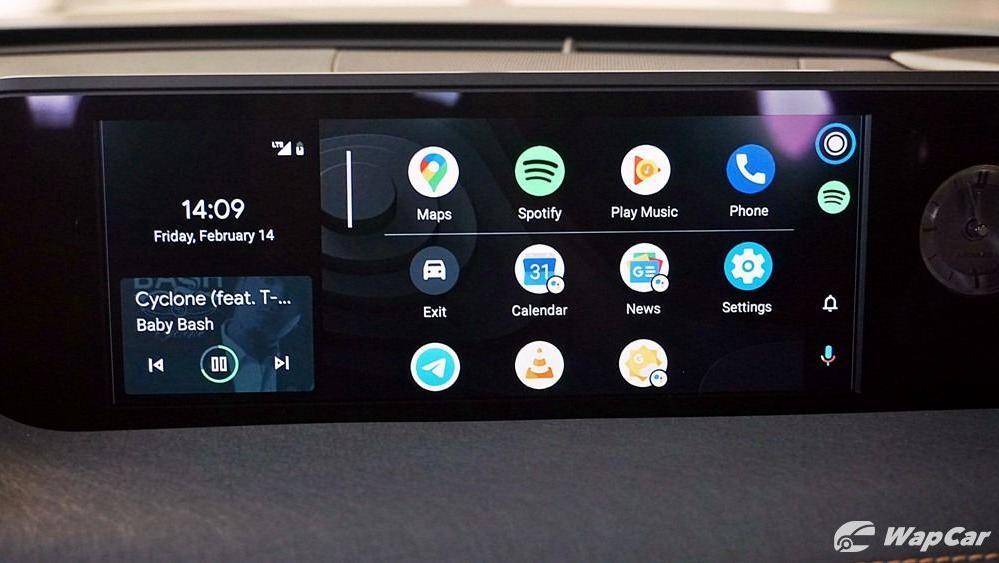 2020 Lexus UX 200 Luxury Interior 017