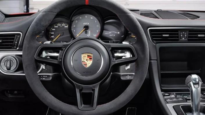 2019 Porsche 911 911 GT3 Interior 001