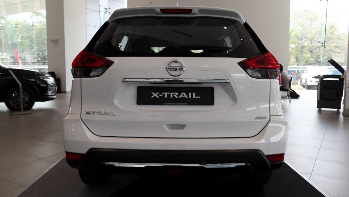 2019 Nissan X-Trail 2.5 4WD Exterior 006