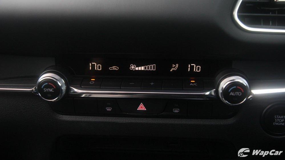 2020 Mazda CX-30 SKYACTIV-G 2.0 Interior 014