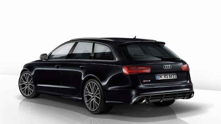 2020 Audi RS6 Avant Exterior 009