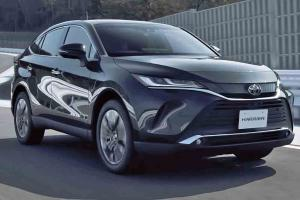 All-new 2021 Toyota Harrier launching in Malaysia next year, this or the RAV4?