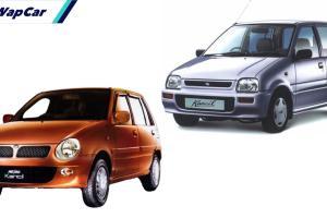 Sejarah Perodua Kancil – 25 tahun yang mencipta kenangan rakyat Malaysia