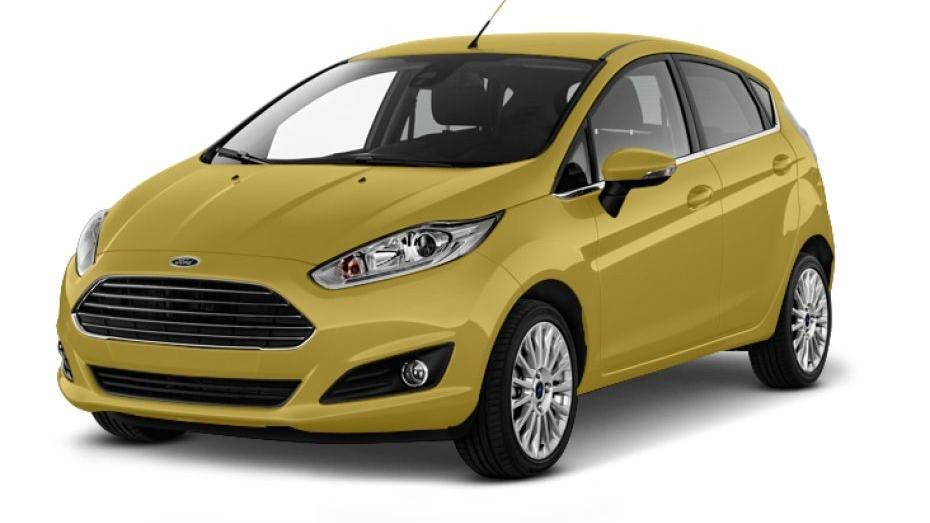 Ford Fiesta (2017) Others 006