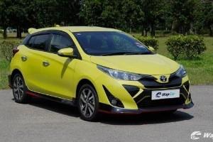 Toyota Yaris 2020: Pakej terbaik luar dan dalam!