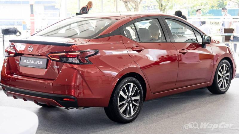 Harga rasmi Nissan Almera 2020 didedahkan - Bermula RM 79,906 sahaja! 02