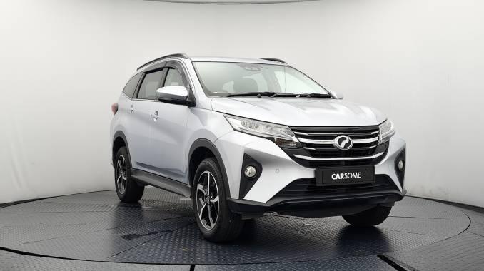 2019 Perodua ARUZ AV 1.5