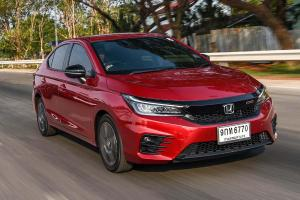2020 Honda City sold 2x more than the Nissan Almera, 22k units sold to date