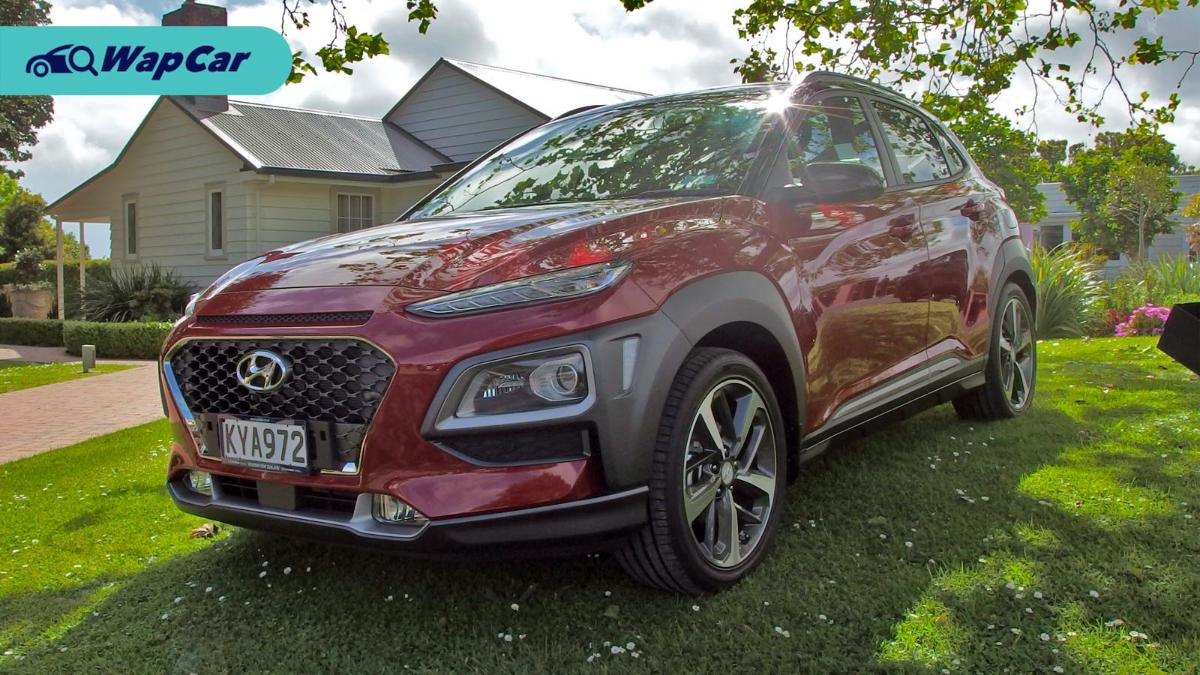 Leaked: Here's the full details of the Malaysian-spec Hyundai Kona! 01