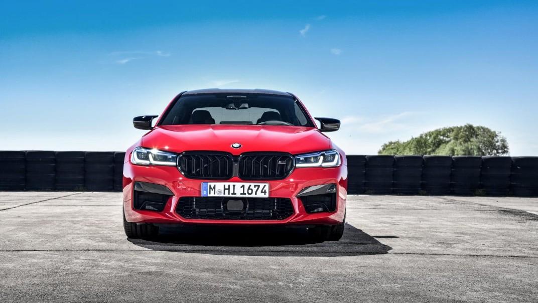 2020 BMW M5 Exterior 057