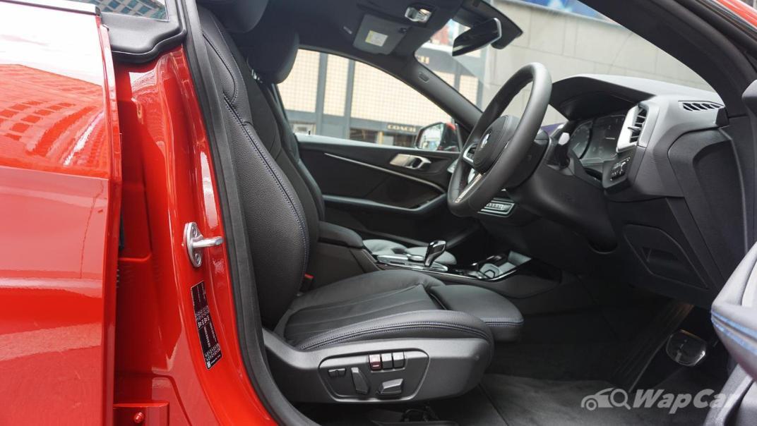 2020 BMW 2 Series 218i Gran Coupe Interior 057