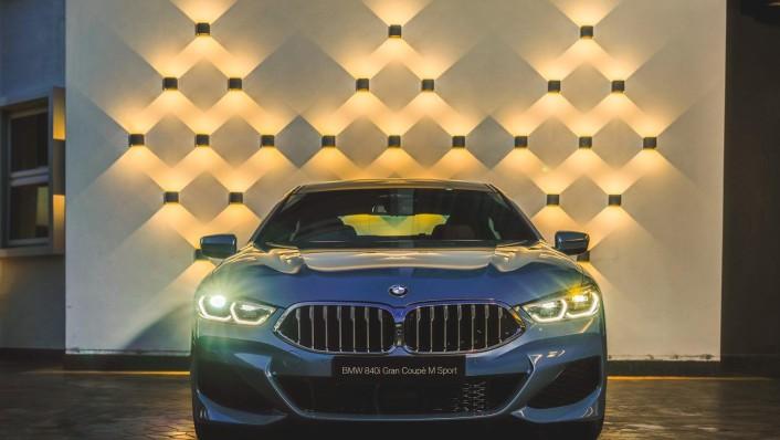 2020 BMW 8 Series 840i Gran Coupé M Sport Exterior 002
