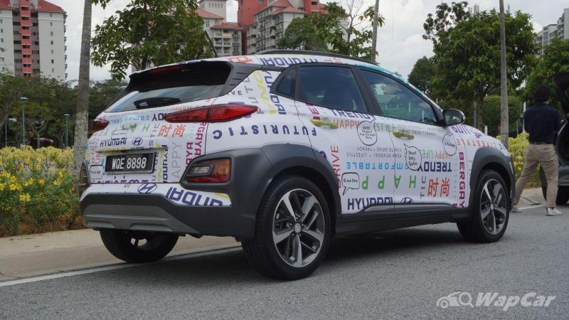 Review: 2020 Hyundai Kona - the Korean alternative to the Proton X50 02