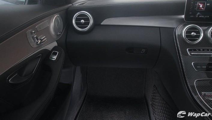 2019 Mercedes-Benz AMG C-Class AMG C63 Interior 005