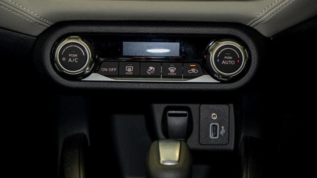 2020 Nissan Almera 1.0L VLT Interior 008