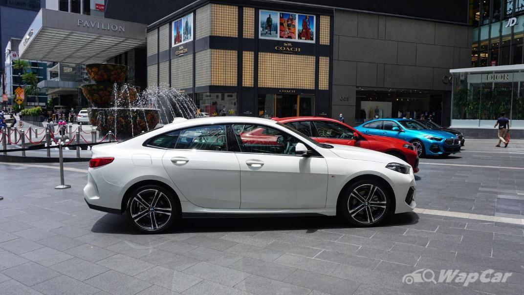 2020 BMW 2 Series 218i Gran Coupe Exterior 085