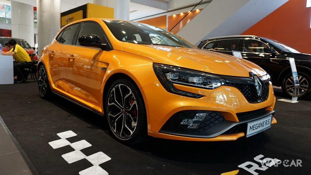 All New Renault Megane R S 280 Cup Launched In Malaysia Priced From Rm 279 888 Wapcar