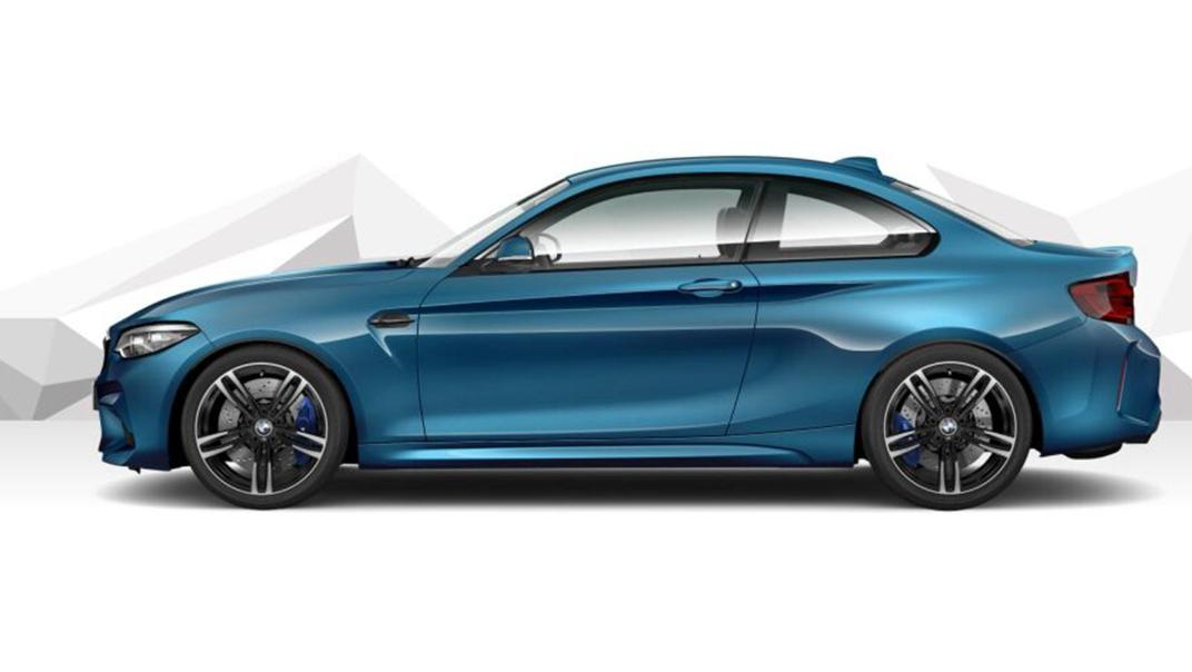 2019 BMW M2 Competition DCT Others 001