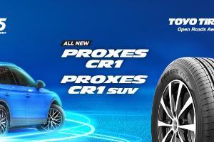 Toyo Proxes CR1 - Senyap, Selamat, Selesa dan Prestasi Tinggi, ciri tayar terbaik untuk anda?