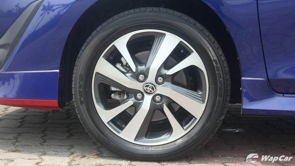 2019 Toyota Vios 1.5G Exterior 057