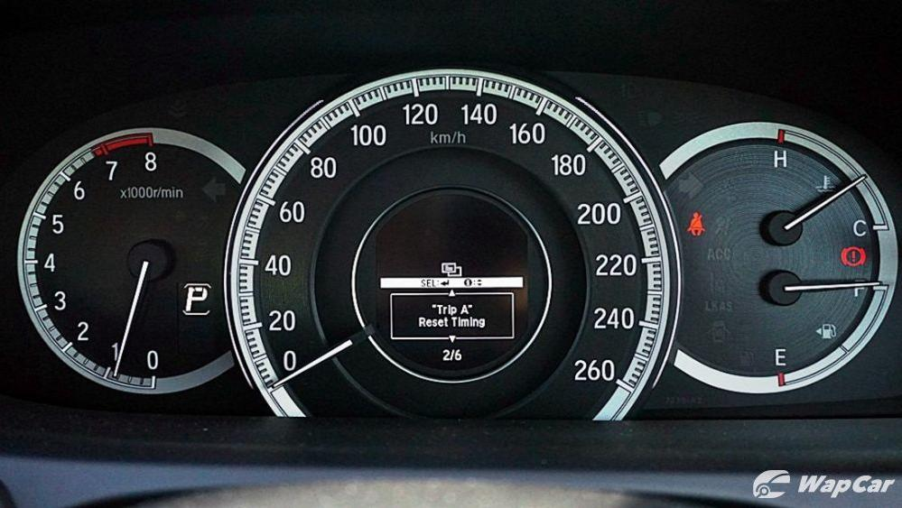 2018 Honda Accord 2.4 VTi-L Advance Interior 044