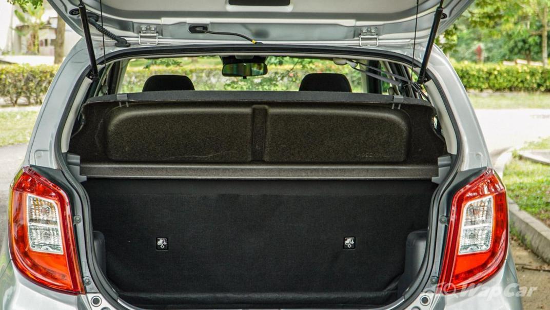 2019 Perodua Axia AV 1.0 AT Interior 038
