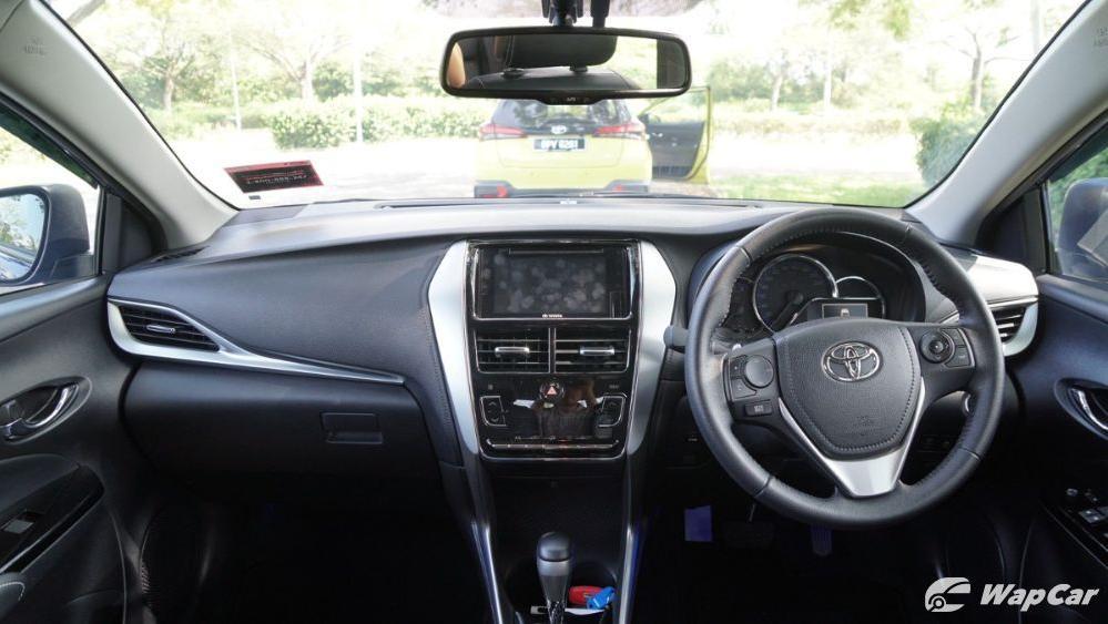 2019 Toyota Vios 1.5G Interior 067