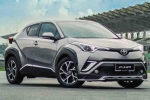 Toyota C-HR dropped from Malaysia's line-up, Toyota Corolla Cross to fill the gap?