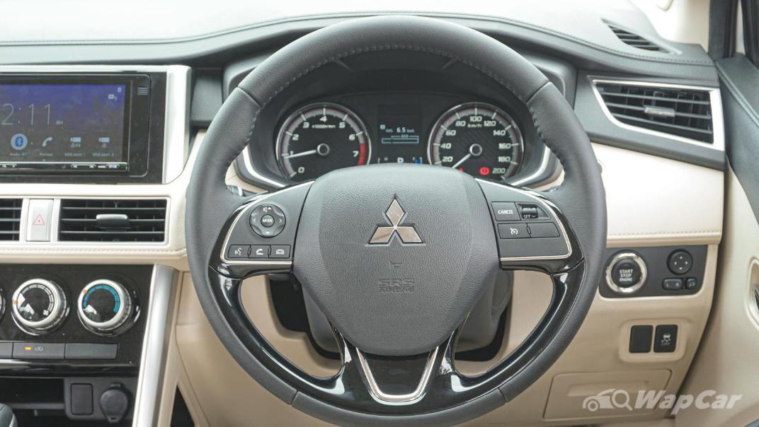 2020 Mitsubishi Xpander Upcoming Version Interior 014