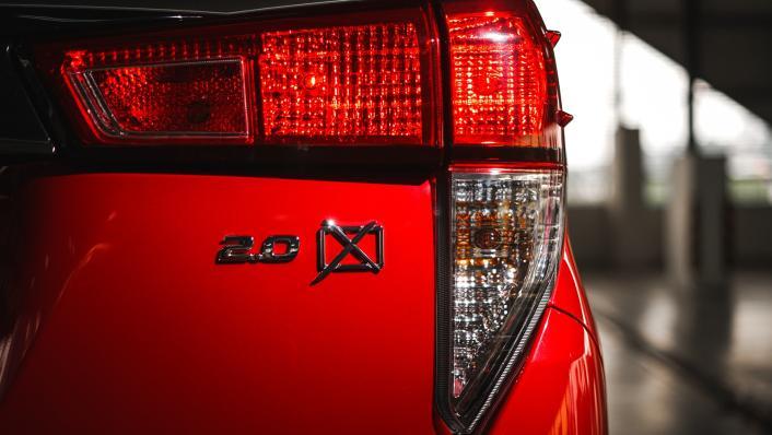 2021 Toyota Innova 2.0 X (AT) Exterior 009