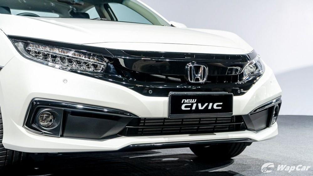2020 Honda Civic 1.5 TC Premium Exterior 049