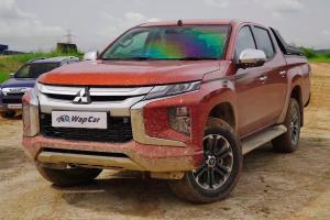 Truck wars: Mitsubishi Triton vs Toyota Hilux vs Isuzu D-Max