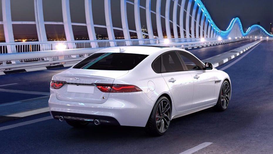 Jaguar XF (2017) Exterior 005