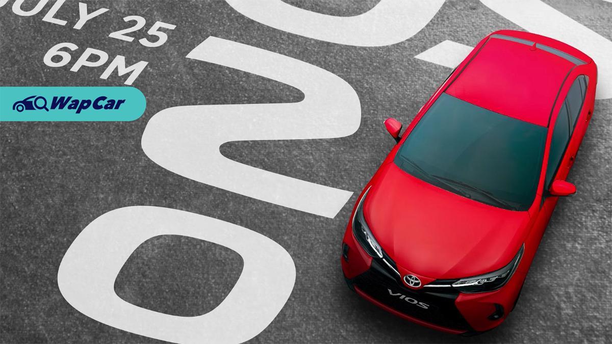 Pelancaran Toyota Vios 2021 facelift di Filipina, 25 Julai, 6 PM 01