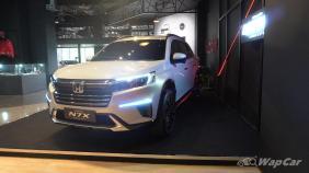 2021 Honda BR-V Upcoming Version Exterior 007