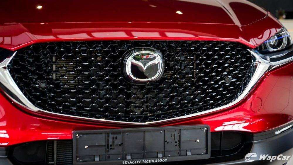 2020 Mazda CX-30 SKYACTIV-G 2.0 Exterior 035