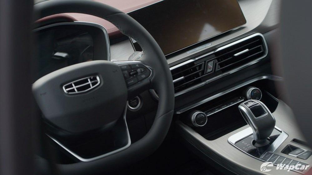 Proton X50 (2020) Interior 015