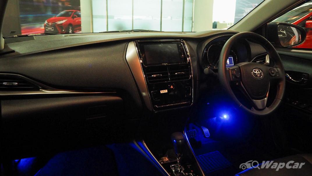 2021 Toyota Vios 1.5G Interior 002