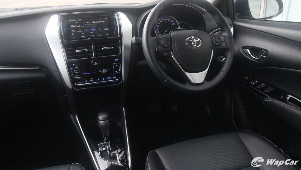 2019 Toyota Vios 1.5G Interior 037