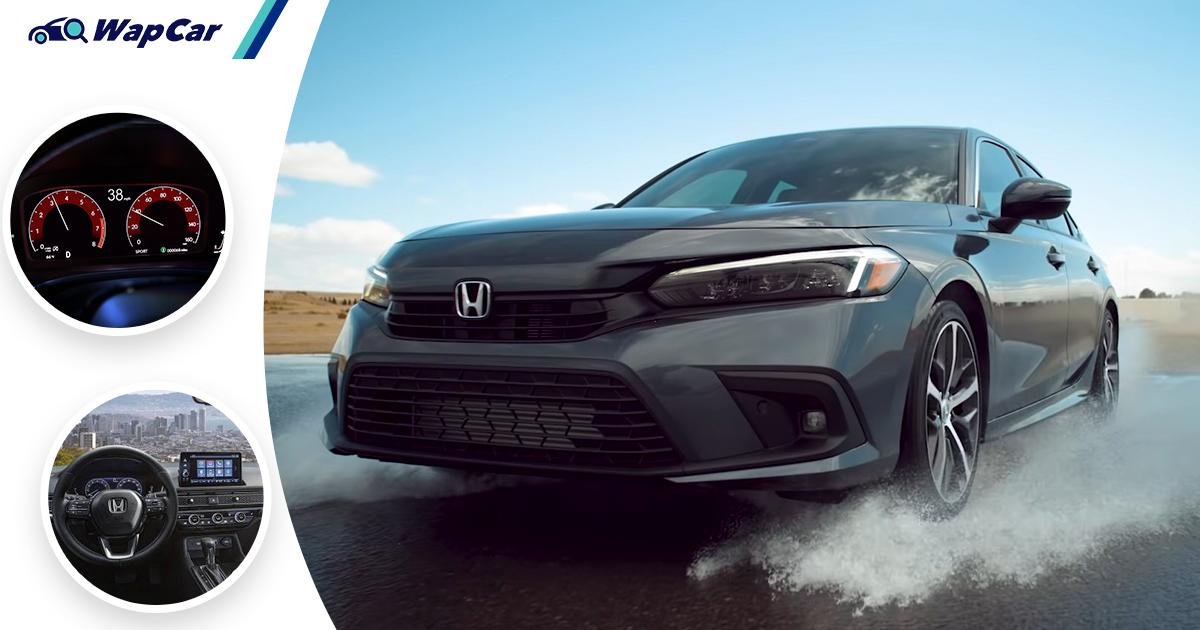 Start saving up: Your guide to the all-new 2022 Honda Civic before its Malaysian launch! 01