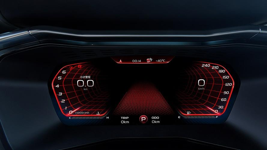 Geely Xing Yue (2018) Interior 003