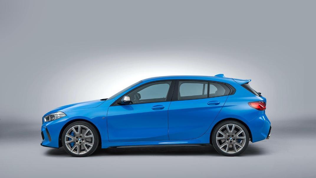 2020 BMW 1 Series M135i xDrive Exterior 005