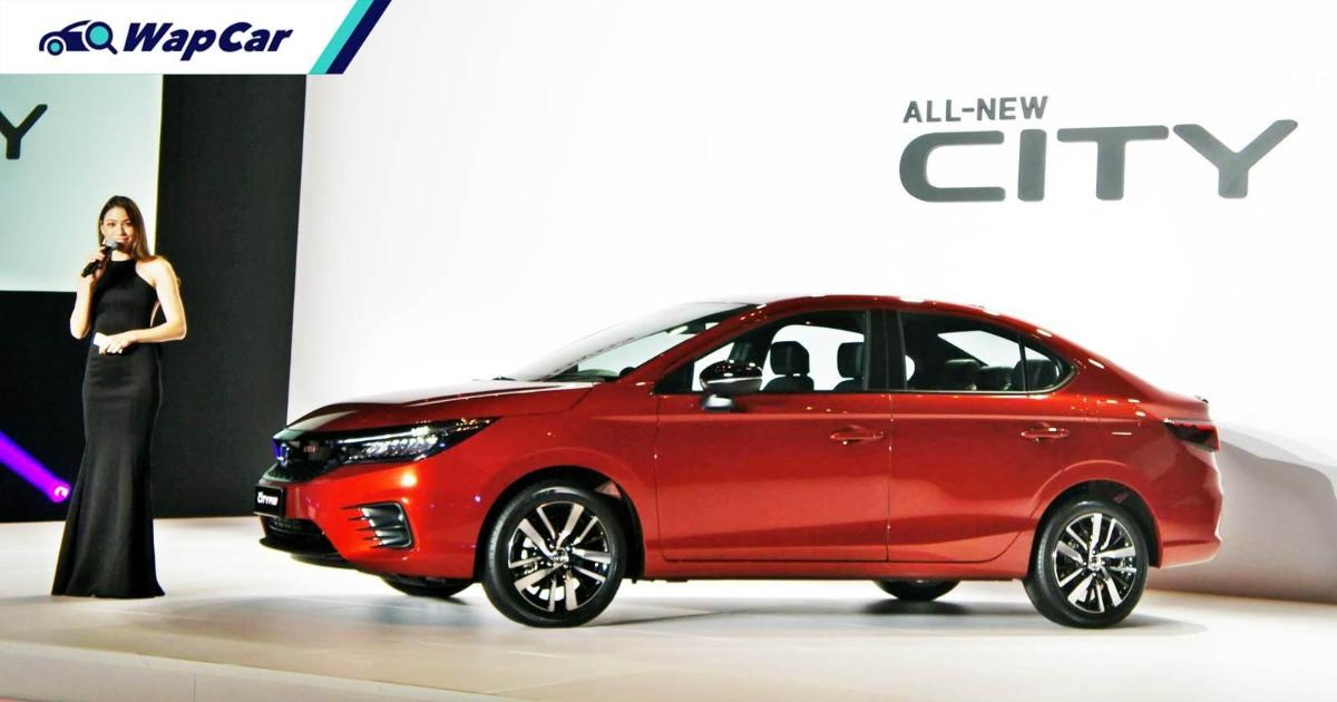 There's still no price list for the 2020 Honda City RS, why so? 01