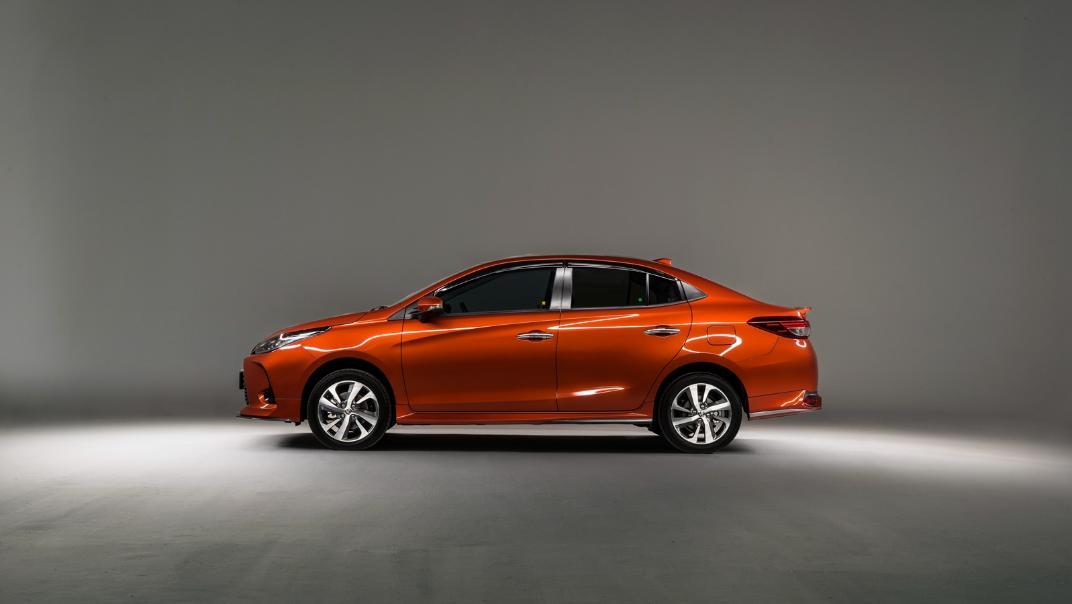 2021 Toyota Vios 1.5E Exterior 020