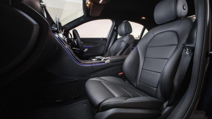 2020 Mercedes-Benz C-Class C 200 AMG Line Interior 009