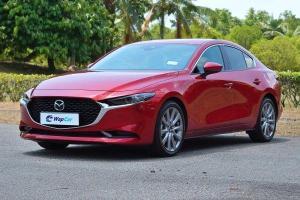 Rebiu: Mazda 3 Sedan/Liftback. Hati kata nak, dompet kata jangan?